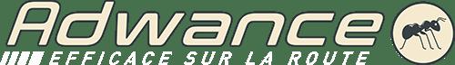 Logo Adwance - Efficace sur la route